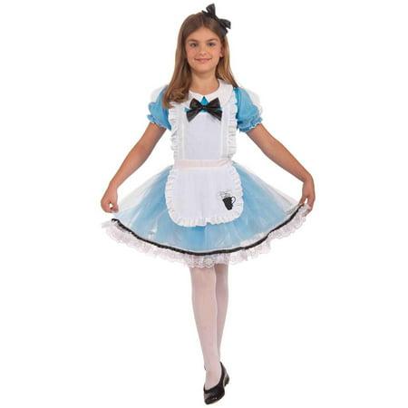 Alice Child Costume](Alice Kids Costume)