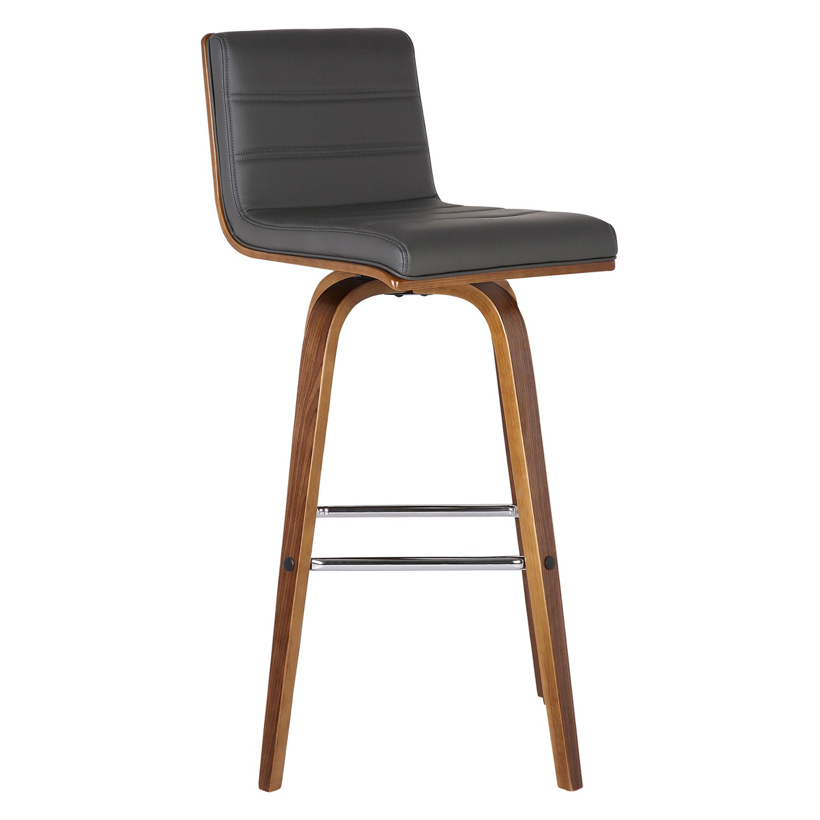 Armen Living Vienna 26 In Swivel Counter Stool Walmart Com