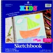 Strathmore Spiral Binding Sketchbook - 12 x 12 in. - 30 Sheets, White