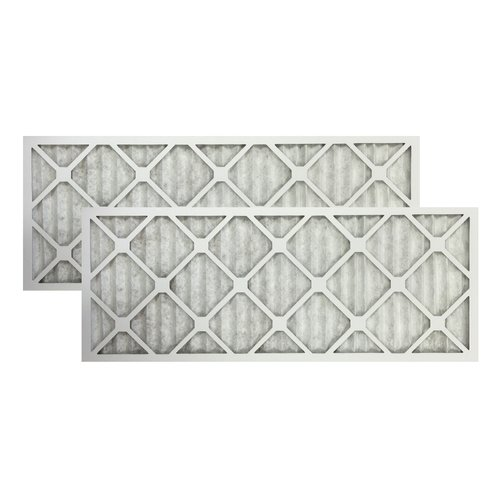 Crucial MERV 11 Allergen Air Furnace Filter (Set of 2)