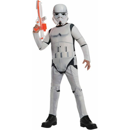 Star Wars Storm Trooper Child Dress Up / Role Play Costume - Star Wars Kids Dress Up
