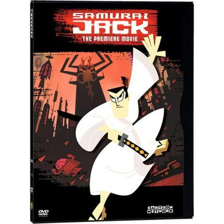 Samurai Jack - The Premiere - Movie Premier