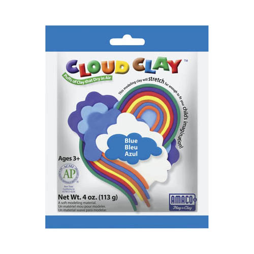 30203C Cloud Clay Blue 4 oz Multi-Colored