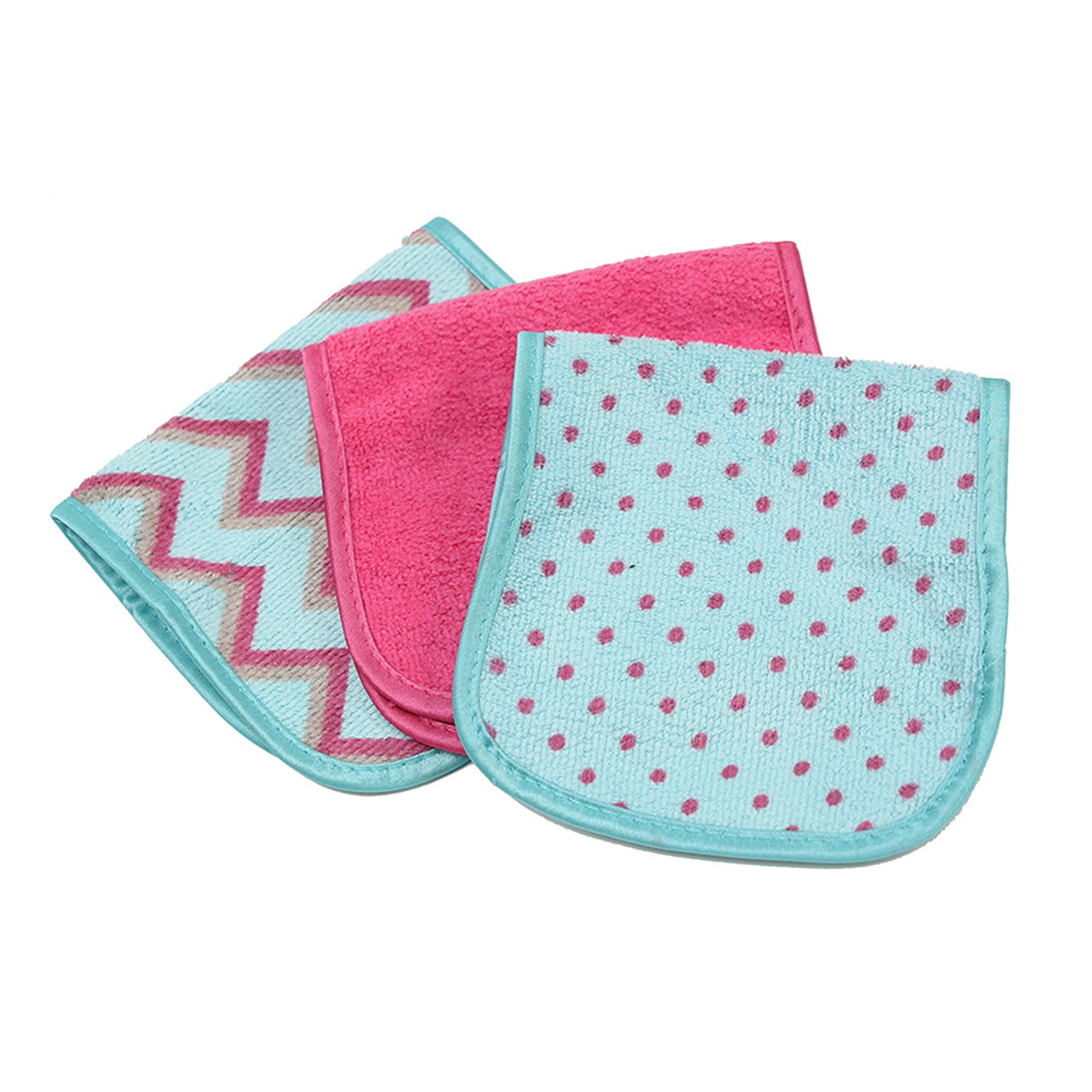 S&T Always Off Makeup Cloths, 3-Pack