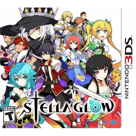 Atlus Stella Glow - Role Playing Game - Nintendo 3DS - English