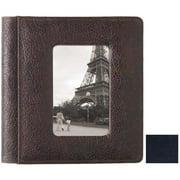 Raika RM 170 NAVY Frame Front Scrapbook Album - Navy