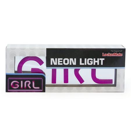 Lockermate Locker Neon Light