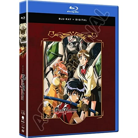 The Vision of Escaflowne: The Complete Series Blu-ray + Digital