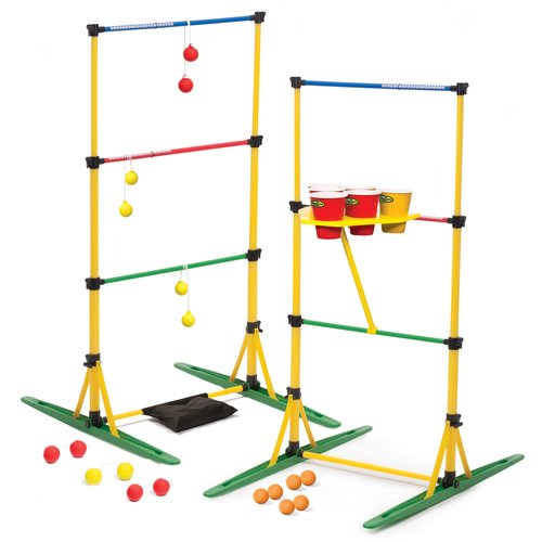 Go! Gater Ladderball and Party Pong