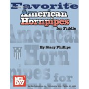 Favorite American Hornpipes for Fiddle (Paperback)