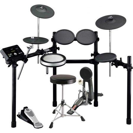 Yamaha DTX522K 5-Piece Electronic Drum Set COMPLETE BUNDLE
