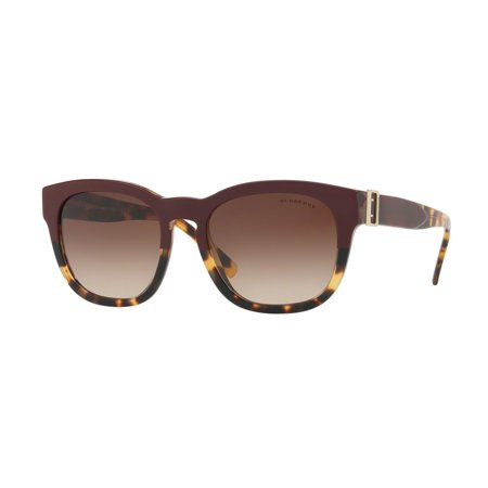 Sunglasses Burberry BE 4258 368013 TOP GRAD RED ON (Burberry Women Top)