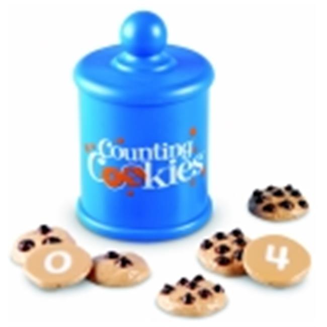 Learning Resources Smart Snacks Counting Cookie Set