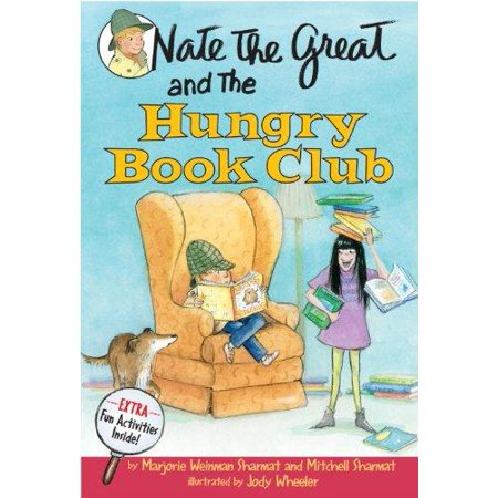 Nate the Great and the Hungry Book Club - image 1 of 1