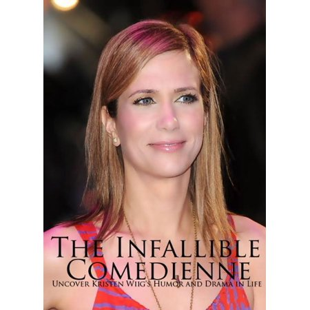 The Infallible Comedienne: Uncover Kristen Wiig's Humor and Drama in Life -