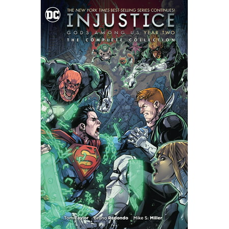 Injustice: Gods Among Us: Year Two The Complete