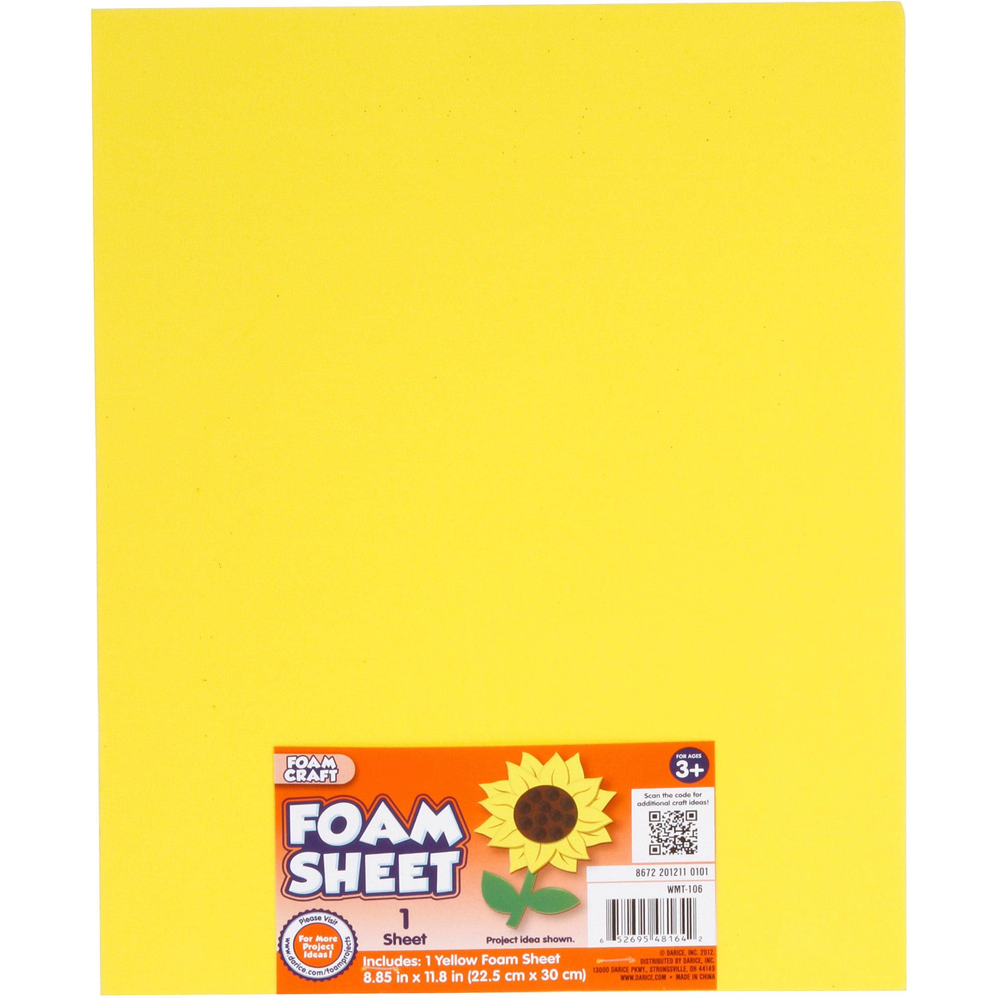 Darice Foam Sheet