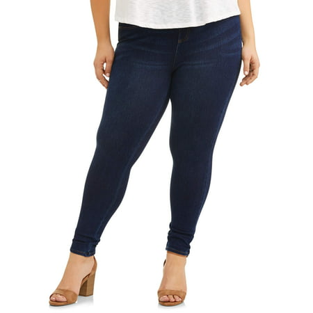 Terra & Sky Women's Plus Size Jegging