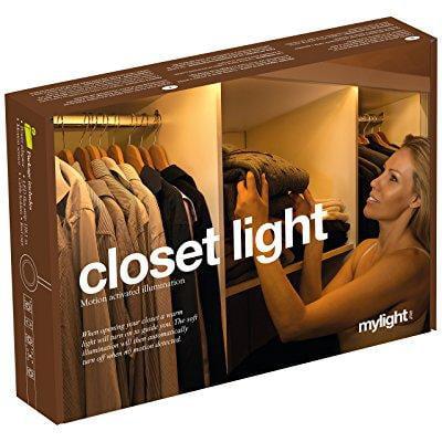Infinita mylight.me led ambient closet light kit