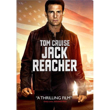 Jack Reacher (DVD) (Jack Jack From Incredibles)