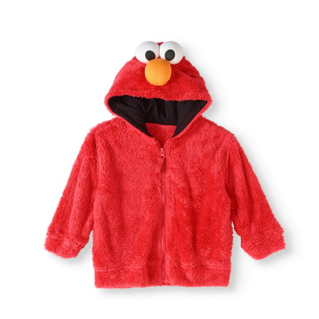 Toddler Boys' or Girls' Unisex Faux Fur Costume Hoodie