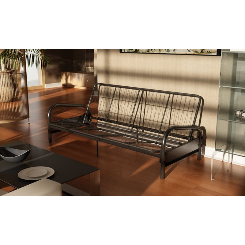 DHP Vermont Metal Futon Frame by DHP