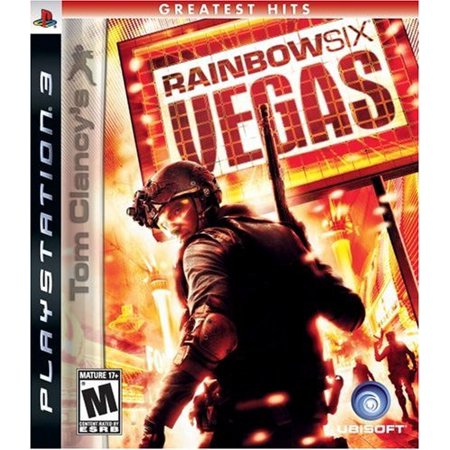 Tom Clancy's Rainbow Six Vegas - Playstation 3