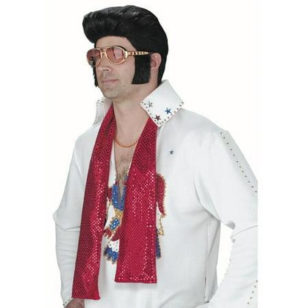 Adult Elvis Presley Sunglasses W/