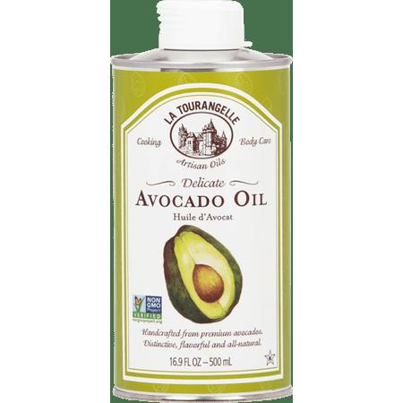 La Tourangelle, Delicate Avocado Oil, 16.9 fl oz (500