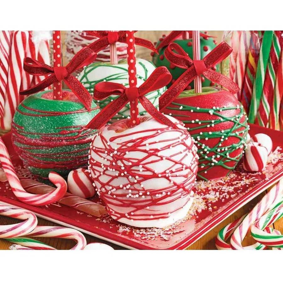 Springbok Apple-icious! 500-Piece Jigsaw Puzzle