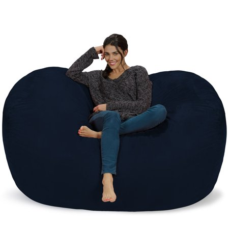 Chill Sack Bean Bag Chair Walmart Com