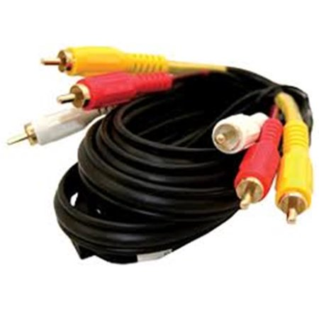 ASA A7H-JCAV12 12 ft. Audio, Video RCA Cable