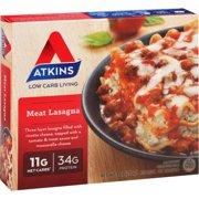 Atkins Meat Lasagna 9 oz. Box