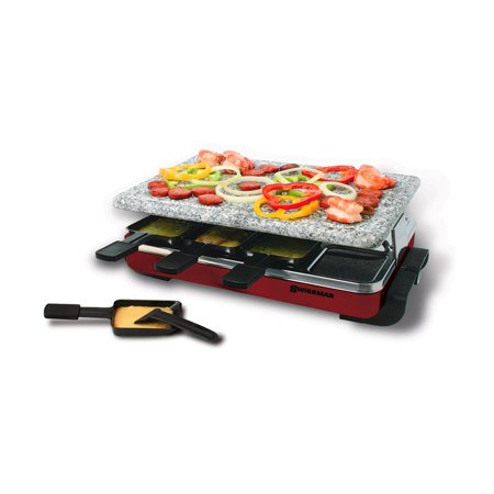 Swissmar Classic Raclette with Hot Stone - Red - image 1 of 1