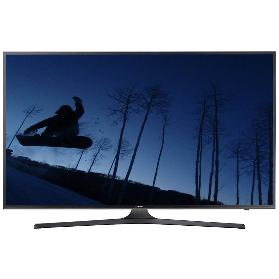 Refurbished Samsung 65 Class  -  4K Ultra HD, Smart, LED TV  -  2160p, 60Hz (UN65KU6300FXZA)
