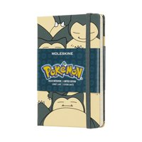Moleskine Limited Edition Notebook Pokemon Snorlax, Pocket, Ruled, Hard Cover (3.5 X 5.5) (Other)