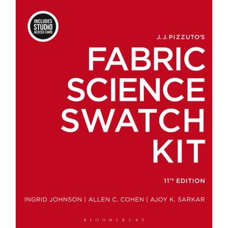 J.J. Pizzuto's Fabric Science Swatch Kit : Bundle Book + Studio Access Card
