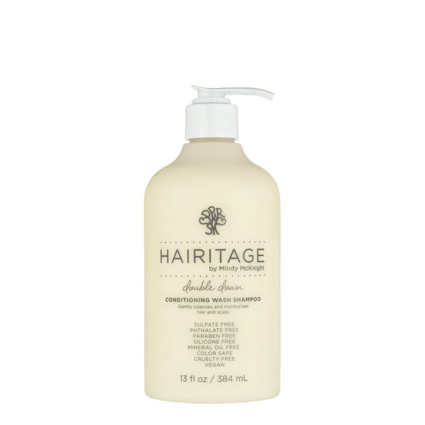 Hairitage Double Down Conditioning Wash Shampoo