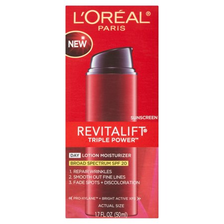 L'Oreal Paris Revitalift Triple Power Day Lotion SPF