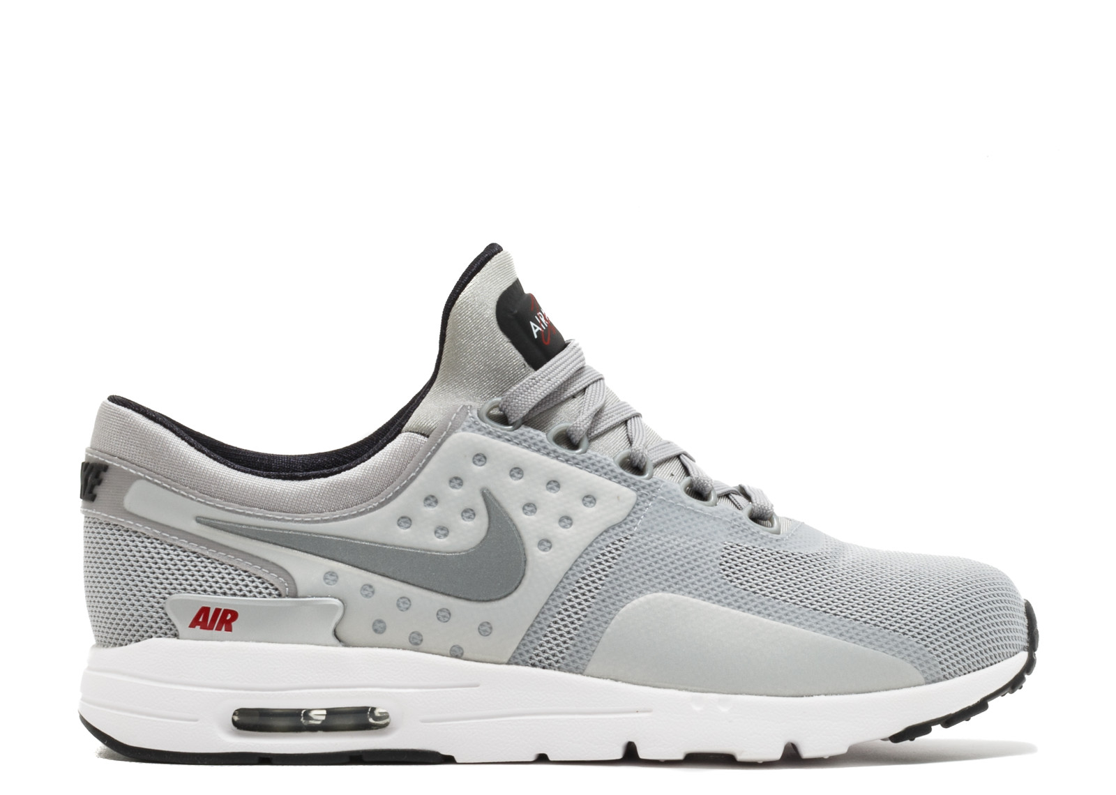 online store e1be3 d925b W Nike Air Max Zero Qs 'Silver Bullet' - 863700-002 - Size W5.5
