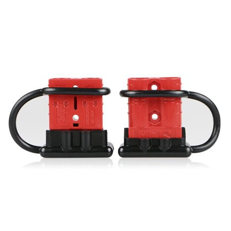 Battery Quick Connect Disconnect Electrical Plug 50 Amps for Recovery Winch or Trailer