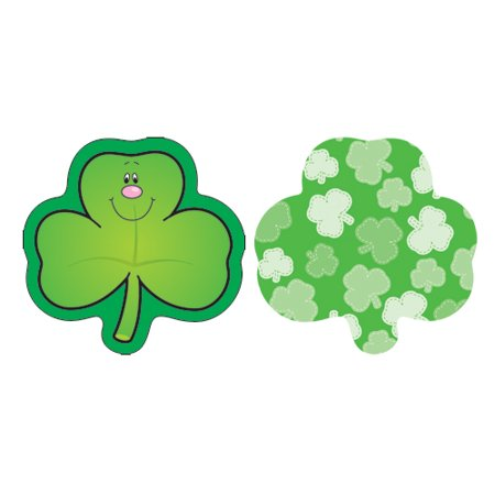 Carson Dellosa Cd-120031 Mini Cutouts Single Shamrocks