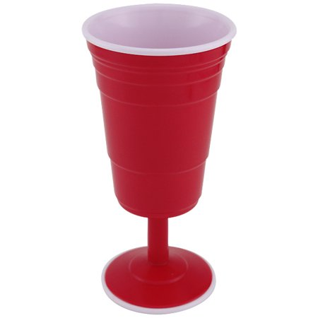 Wine Reusable Red Cup - 8 oz