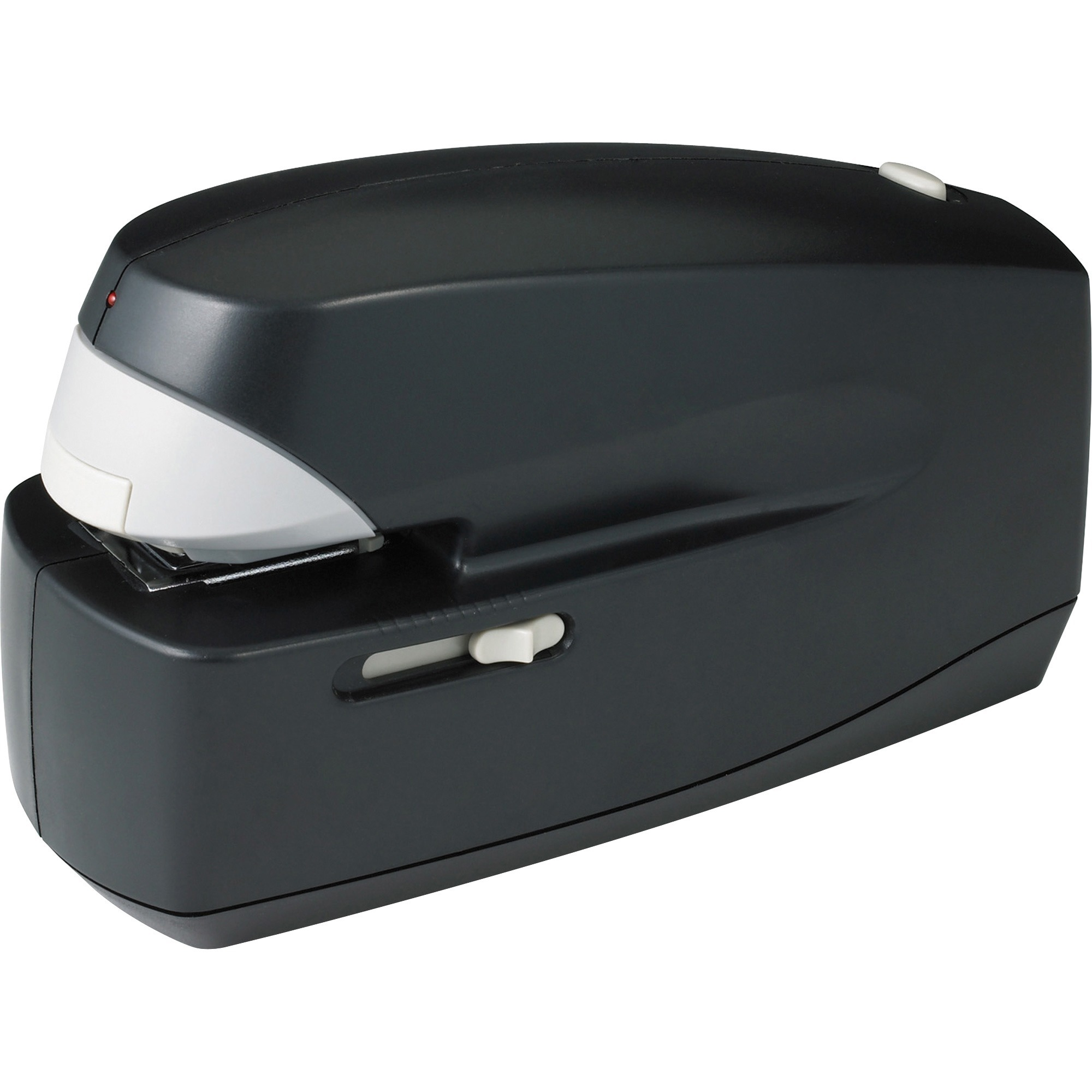 Business Source, BSN62829, 25-Sheet Capacity Electric Stapler, 1 / Each, Black