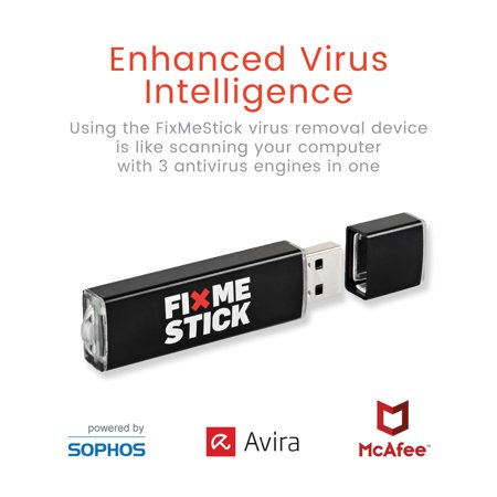 FIXMESTICK The FixMeStick (The Best Malware Removal)