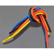 TQ WIRE PRODUCTS 1105 10 Gauge Wire 1 BL 5-Wire Kit Blck/Red/Blu/Ylw/Or