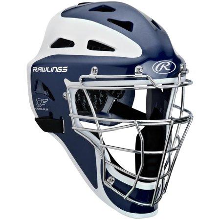Rawlings Pro Preferred CoolFlo Youth baseball catchers gear helmet mask (Best Youth Catchers Helmets)