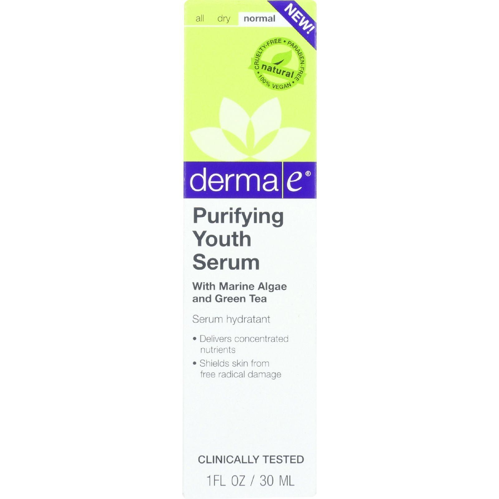 Derma E Youth Serum - Purifying - 1 Oz - 1 Each Bobbi Brown - Extra Tinted Moisturizing Balm SPF25 - Extra Light Tint - 30ml/1oz