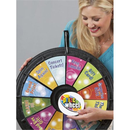 Games People Play 80110 5 in. Center Plate Mini Wheel&#44 (Play School Games)