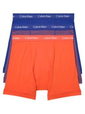 Calvin Klein Men's Cotton Stretch Boxer Brief (3-Pack)